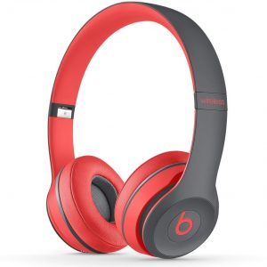 Beats Solo2 Wireless Active Collection by Dr. Dre, Siren Red