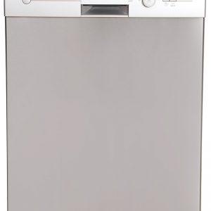 Siemens 60cm iQ300 Dishwasher, Silver - SN25D800GC