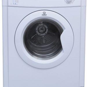 Indesit Tumble Dryer, White IDV-75KW