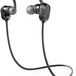 Wireless Bluetooth Earphones by Anker, Black, A3233011
