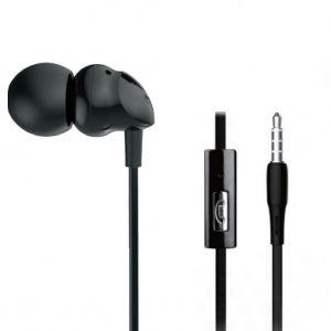 Trands Mono Earphone Single Ear Headset With Mic