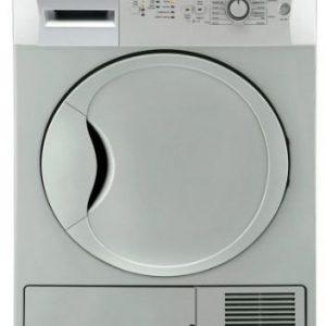 Beko 7 Kg Condenser Dryer, Silver - DCU7230S