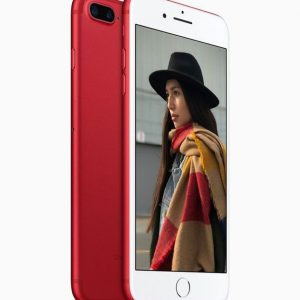 Apple iPhone 7 Plus with FaceTime - 256GB, 4G LTE, Red