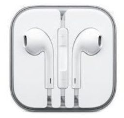 EarPods Earphone Earphone with Remote & Mic for iPhone 5 5G in Box