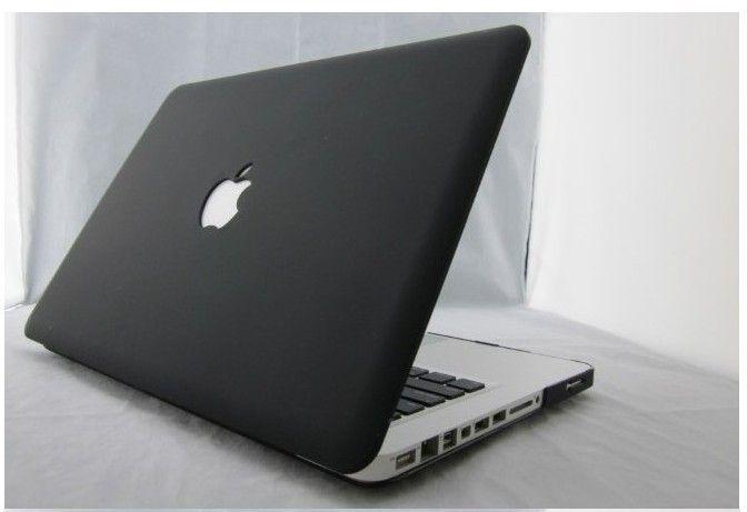 Matt finished Black Hard Case Cover Shell for 13 13.3 Macbook Pro model A1278