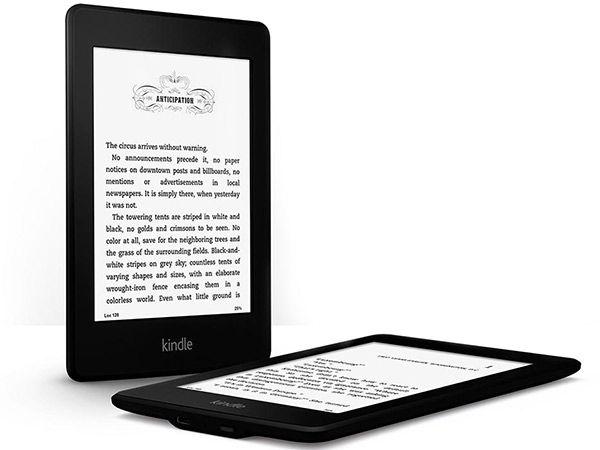 Amazon Kindle Paperwhite - Touchscreen e-Reader