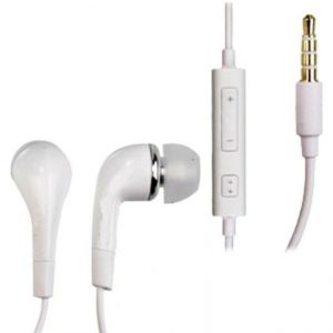 3.5 Mm In Ear Stereo Headset For The Samsung Galaxy S4 / S4 Active / S4 Mini- Black