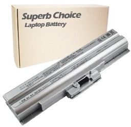 Superb Choice New Laptop Replacement Battery for SONY VGP-BPS13/S VGP-BPS13A/S VGP-BPS13AS VGP-BPS13B/S VGP-BPS13S BPS13S BPS13AS BPS13BS BPS13 (6 Cells 4400 Mah)
