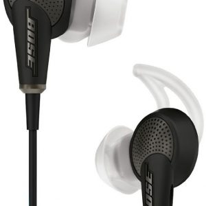 Bose QuiteComfort 20 Headset Compatible with Apple Devices , Black - QC20i