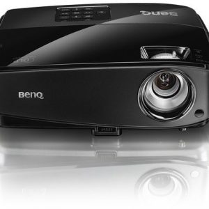 BenQ 2700 ANSI Lumens HDMI and 3D Projector - Black [MS517F]