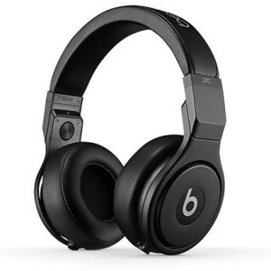 Beats Pro Over Ear Headphones Black