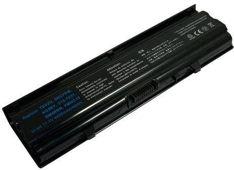 11.1V 4400mAh 6 Cell battery for Dell Inspiron 14V Inspiron 14VR Inspiron M4010 Inspiron N4020 Inspiron N4020D Inspiron N4030 Inspiron N4030D