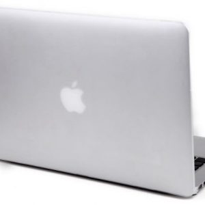 Rubberized Hard Shell Case Cover for MacBook Pro Retina 13 Inch Clear