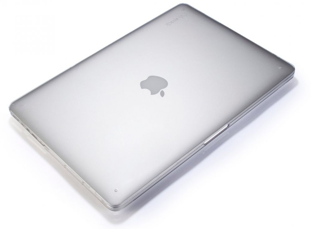 See Thru case Ultra Slim Hard Cover for MacBook Pro 13 inch without Retina display -CLEAR