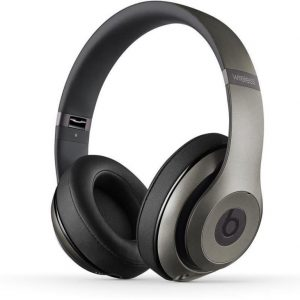 Beats Studio Wireless Over-Ear Headphone by Dr. Dre, Titanium