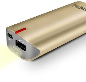TOUCHMATE Portable PowerBank with LED Flash [EC5000]