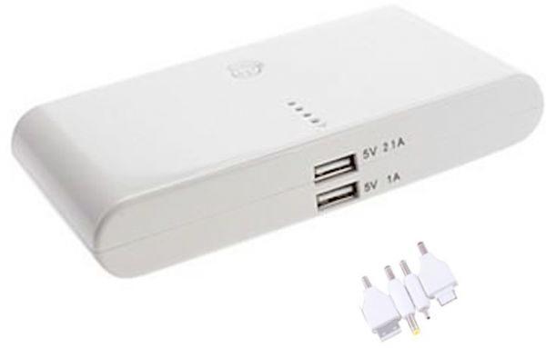 20000 MAH EXTERNAL POWER BANK FOR FOR IPHONE IPAD NOKIA ETC