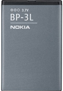 BL-3L battery for Nokia mobile