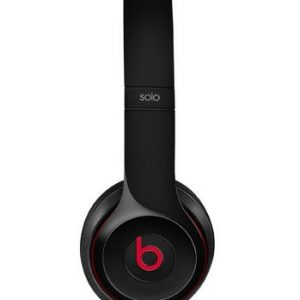 Beats Solo 2.0 Wired Over the Ear Headphone - Black