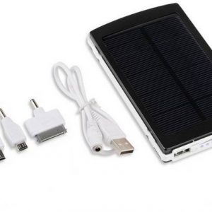 Univeral 30000mAh Solar Power Bank Backup Battery Charger for all Moble Phone