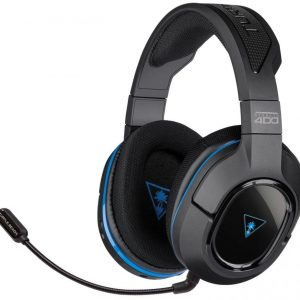Turtle Beach Ear Force Stealth 400 Fully Wireless Headset - PS4, PS3 and Mobile Gaming