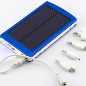 Univeral 30000mAh Solar Power Bank Backup Battery Charger for all Moble Phones