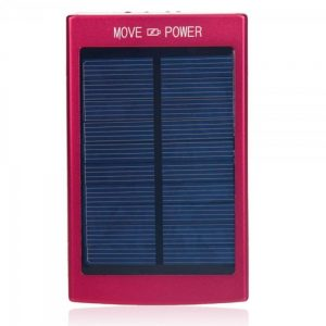 30000mAh Solar Power Bank Backup Battery Charger for GPS PDA Mp3 Mp4 phones
