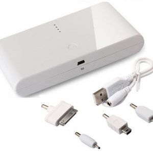 20000 MAH EXTERNAL POWER BANK FOR APPLE IPHONE IPAD NOKIA HTC LG