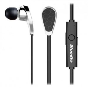 Bluedio N2 Sports Wireless Bluetooth Stereo Earbuds Headset - Black