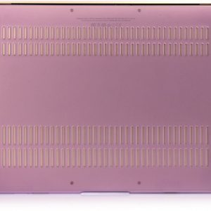 Purple Frost Matte Surface Rubberized Hard Shell Case Cover for Apple MacBook Pro