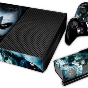 The Joker Arkham City design XBOX One 1 Vinyl Decal Skin Sticker