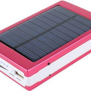 30000mAh Solar Power Bank Backup Battery Charger For Mobile HTC Samsung Nokia