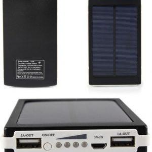 30000mah Solar Energy Power Bank For iPad Galaxy Tab iPhone Samsung HTC MP4 MP5