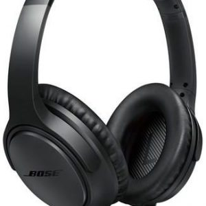 Bose SoundTrue Over the Ear Headset, Charcoal Black - 741648-0070