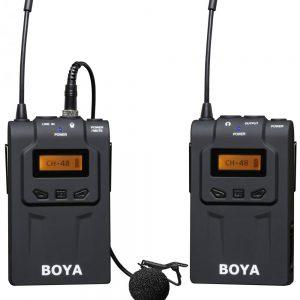 Boya Wireless Microphone - BY-WM6